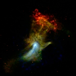 Hand of God Nebula 2014