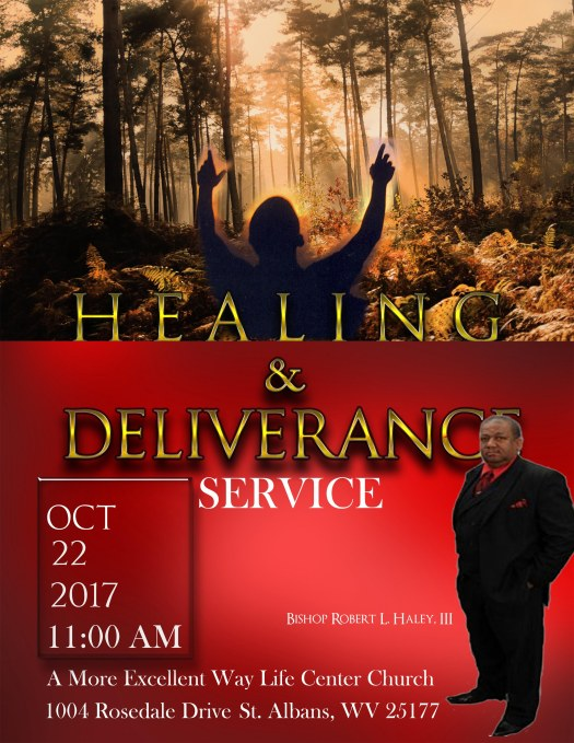 Healing and Deliverance Service 2017