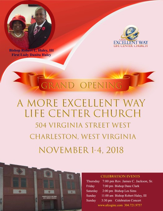 Grand Opening Flyer 2018
